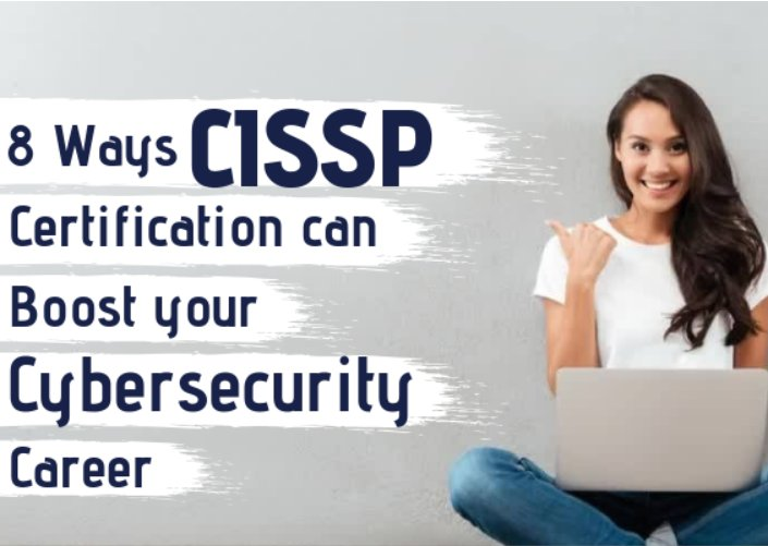 TOP 8 AREAS FOR CISSP CERTIFICATION